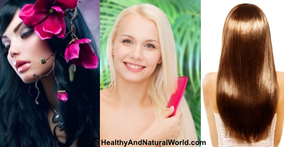 The Best Foods And Nutrients for Healthy, Strong and Shiny Hair