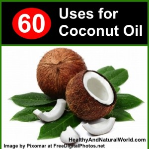 60 Uses for Coconut Oil