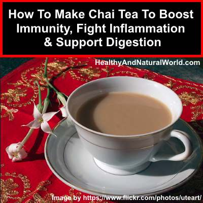 how to make good chai tea