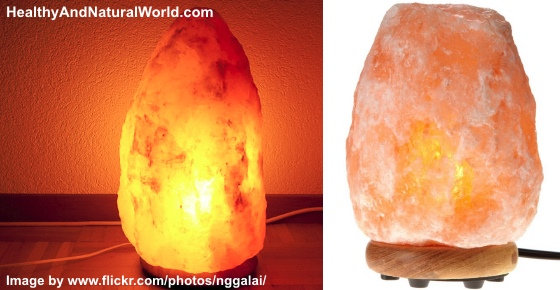 Himalayan Salt Lamp - Health Benefits & How To Use It