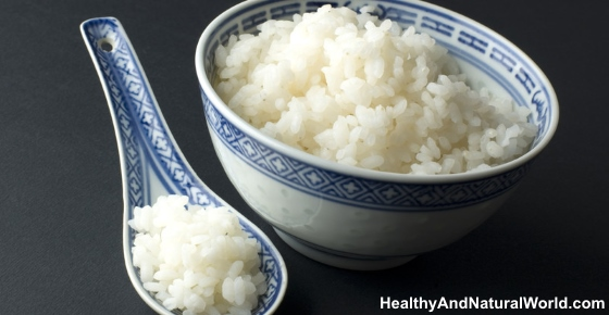 How Adding Coconut Oil to White Rice Makes it 50% Healthier
