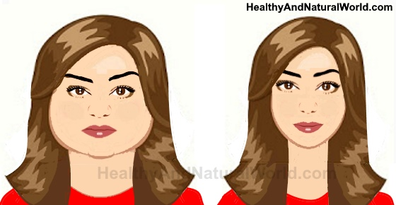 Simple & Effective Ways to Lose Weight from your Face