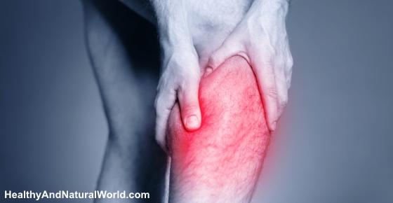Treatment for leg pain at night meniscus