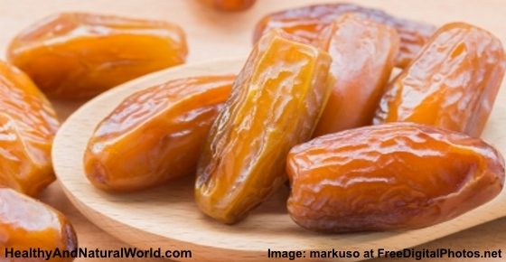 ... especially when fresh dates are seen in abundance dates are a type