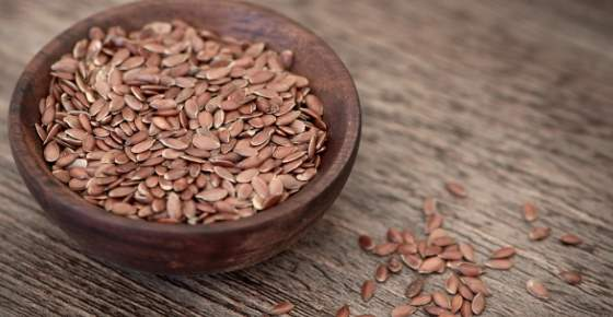 Scientifically Proven Health Benefits of Flaxseeds