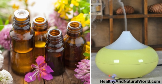 Exciting Health Boosting Essential Oil Recipes For Your Diffuser