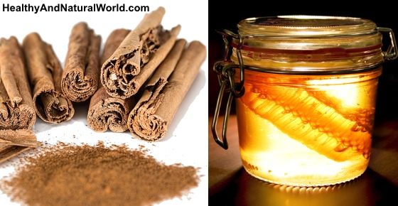 How to Combine Honey and Cinnamon for Great Health
