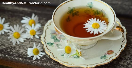 How Chamomile Tea Can Switch Off Cancer Cells