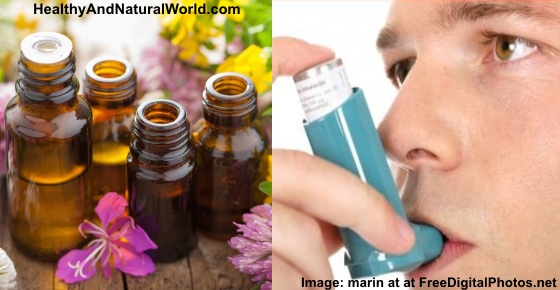 The Best Essential Oils to Relieve Asthma