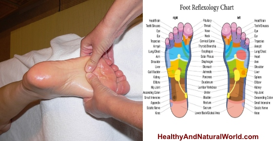 7 Unbelievable Benefits of Foot Massage And How to Do it