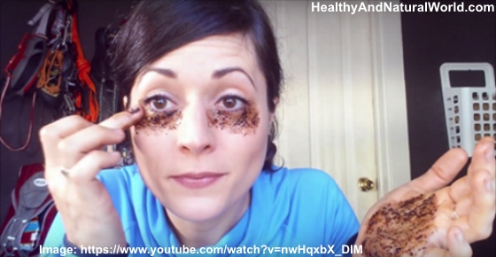 How to Use Coffee to Get Rid of Puffy and Baggy Eyes