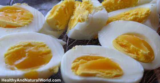 The Top Proven Health Benefits of Eating Eggs