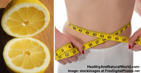 How to Use Lemons to Lose Weight