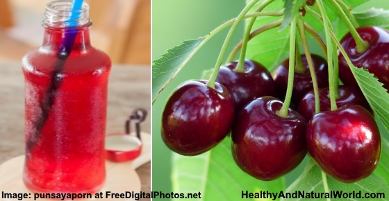 The 10 Health Benefits of Tart Cherry Juice