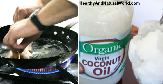 Cooking With Coconut Oil - The Ultimate Guide