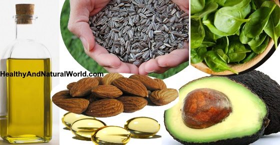 How to Use Vitamin E to Benefit Your Skin, Hair and Health