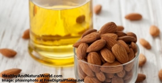 How to Use Sweet Almond Oil for a Great Hair, Skin and Health