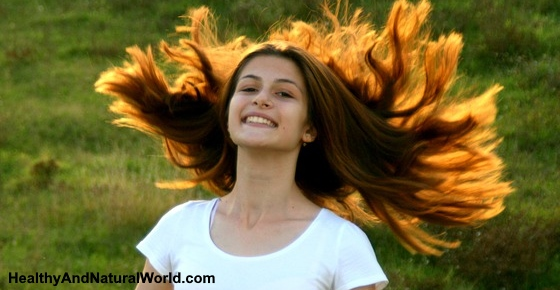how to make your hair grow overnight naturally