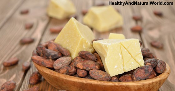 The Health Benefits of Cocoa Butter
