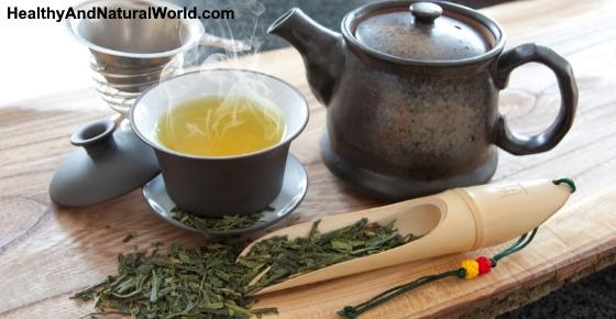 The Health benefits of Oolong Tea