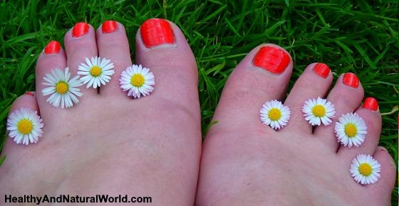 Thick Toenails Causes And Effective Home Remedies