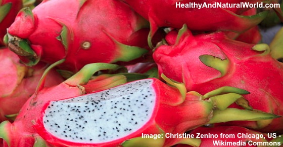 The Most Amazing Health Benefits of Dragon Fruit