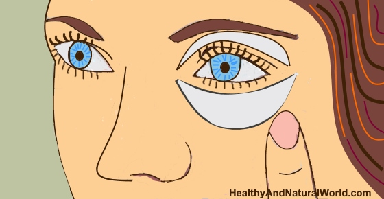The Best Natural Treatments for Dry Skin Around Eyes
