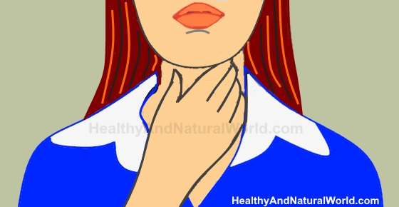 Feeling of Something Stuck in the Throat - Causes and Home Remedies