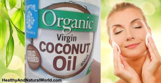 10 Secret Ways to Use Coconut Oil on Your Face