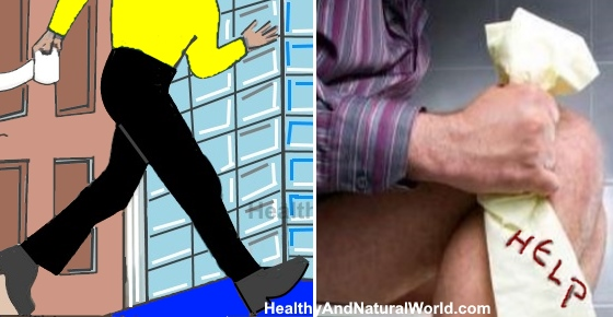 Common Reasons for Explosive Diarrhea & Natural Treatments