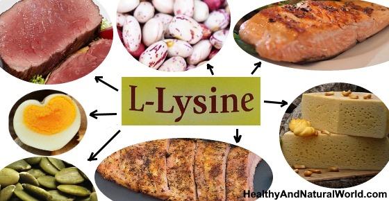 The Amazing Health Benefits of L-lysine