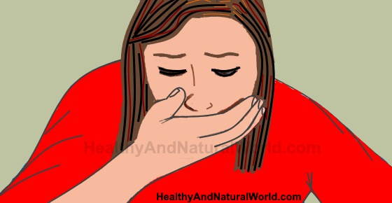 How to Get Rid of Dry Heaving: Effective Natural Remedies