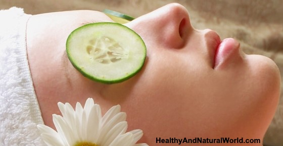 10 Reasons to Use Cucumber on Your Eyes and How to Use Them