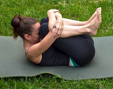 yoga to release gas
