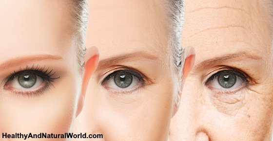 Under Eye Wrinkles: Causes, Natural Treatments and Prevention