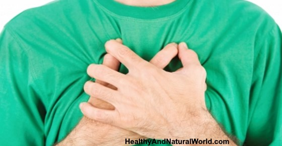 Left or Right Side Chest Pain: 27 Causes You Should Never Ignore