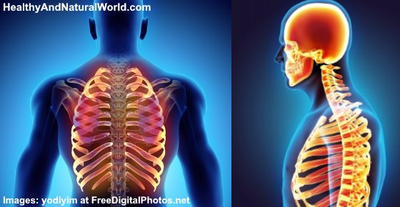 Back and Rib Pain: Causes of Upper to Middle Back and Rib Pain