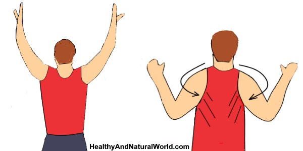 Exercise to get rid of pinched nerve in shoulder