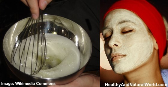 7 Effective Egg White Face Masks for Various Skin Issues