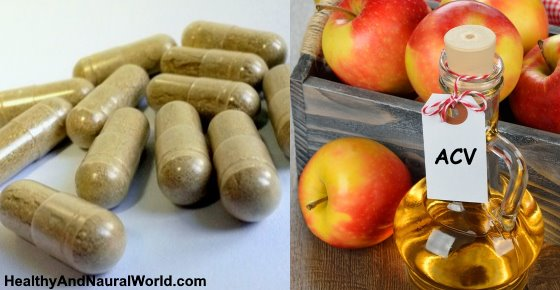 Apple Cider Vinegar Pills: Benefits, Side Effects, for Weight Loss and More