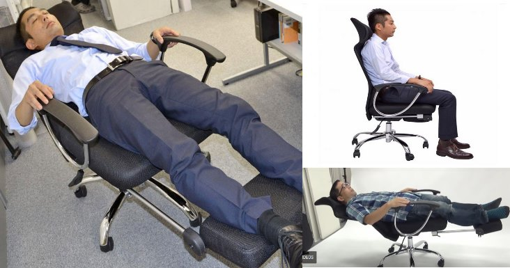 office chair for napping