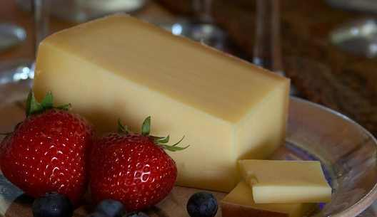 Type of hard cheese: Appenzeller cheese