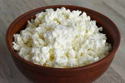 Cottage cheese is a soft fresh cheese