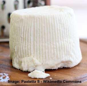 Ricotta is a soft creamy Italian cheese