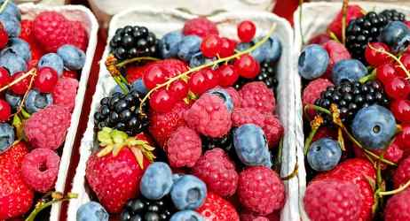 Berry fruit images