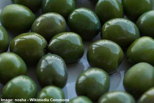 Castelvetrano type of Olive