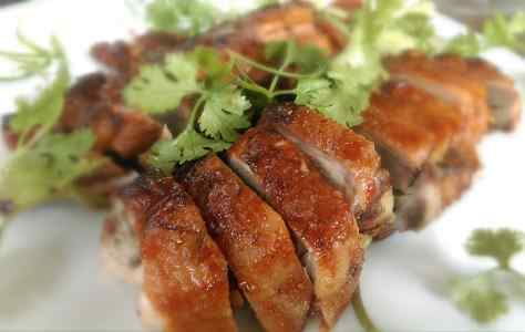Type of meat: Duck