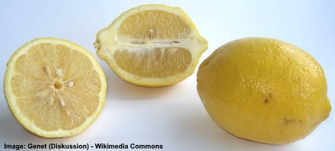 eureka lemon