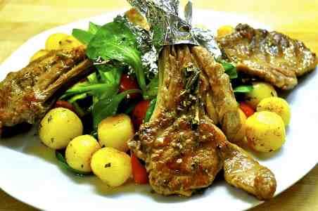 Type of meat: Lamb