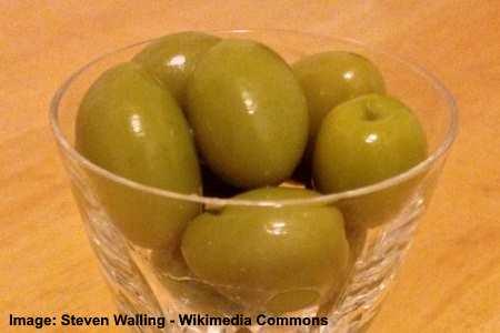 manzanilla olive variety